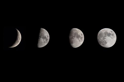 Fases da Lua (Image - rafa_uoc)